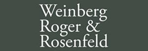 Weinberg, Roger and Rosenfeld